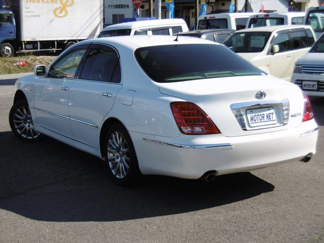 Featured 2004 Toyota Crown Majesta 4.3L C Type at J-Spec Imports